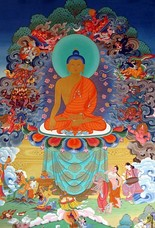 Shakyamuni Buddha's Enlightenment